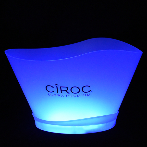 CIROC ice bucket for vodka