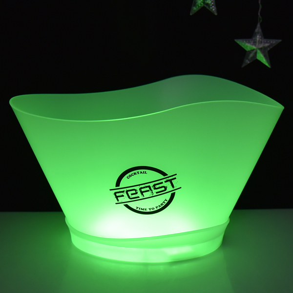 cocktail LED ice bucket